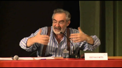 Palestra com o Professor José Paulo Netto