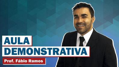 Vídeo 01 - Direito Constitucional - SEAP - RJ - Prof. Fábio Ramos