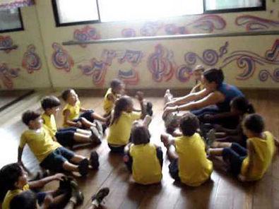 Educação Física Escolar/ educação Infantil
