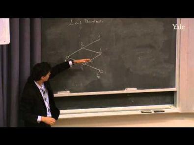 Yale- Valor Presente e Taxa Real de Juros por John Geanakop