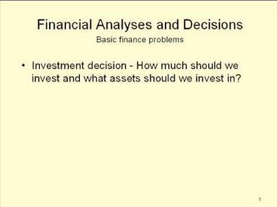 Michigan - Finanças e o Gerente Financeiro