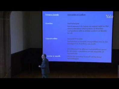 Yale Justiça Distributiva e o Estado de Bem-estar Social