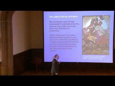 Yale - Teoria do Capitalismo de Marx