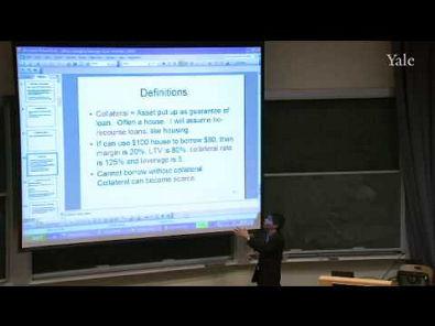 Yale Ciclos de Alavancagem Financeira e a Crise da Hipoteca Subprime