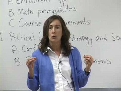 Ciência Política e Estratégia UCLA- Em inglês