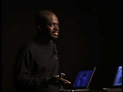 Stanford Pesquisando o Cérebro com um Chip (Kwabena Boahen)