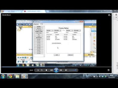 CONFIGURANDO REDE COM FRAME RELAY NO PACKET TRACER 5.3