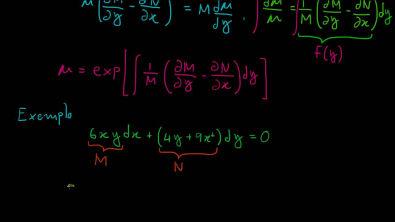 Modelagem com Equações Diferenciais: Fator Integrante