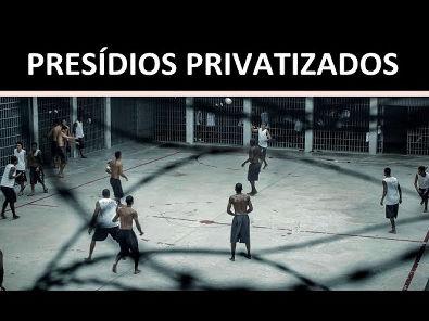 Quanto mais presos, maior o lucro