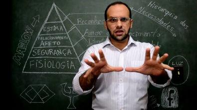 Pirâmide de Maslow - Hierarquia das Necessidades.
