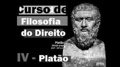 Curso de Filosofia do Direito - Aula 4 - Platão