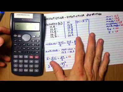 joão marcos vídeo estatística 2 estatística descritiva 120913