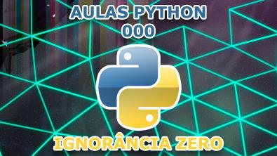 Aulas Python - 000 - Introdução do Curso