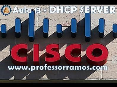 Packet Tracer CISCO CCNA - Aula 13 - Configurar DHCP no Router - www.professorramos.com