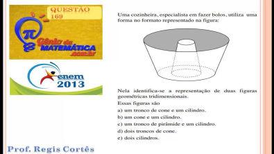 Questão 169 Prova comentada ENEM 2013