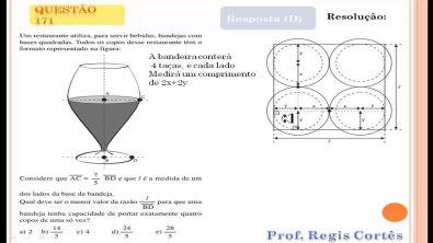 Questão 171 Prova comentada ENEM 2013