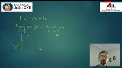 Estudo de sinais da Função Linear
