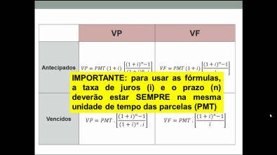 Aula 5 - Série de Pagamentos  (curso gratuito de Matemática Financeira)