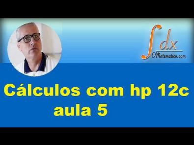 Grings - Cálculos com hp 12c aula 5