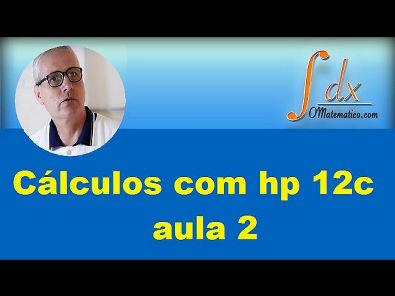 Grings - Cálculos com hp 12c aula 2