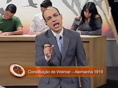 Saber Direito - Organização do Estado brasileiro (3/5)