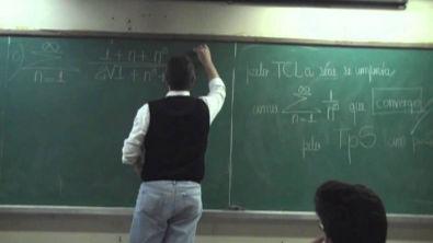 Curso UFMG - Cálculo II - Aula 4 - Testes da Comparação no Limite e da Série Alternada