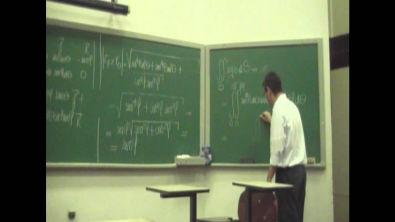 Curso UFMG - Cálculo III - Aula 17 - Integrais de Superfície