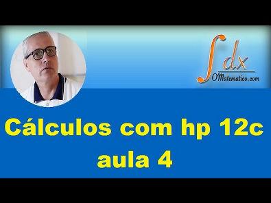 Grings - Cálculos com hp 12c aula 4