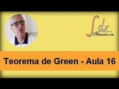 Grings - Teorema de Green - Aula 16
