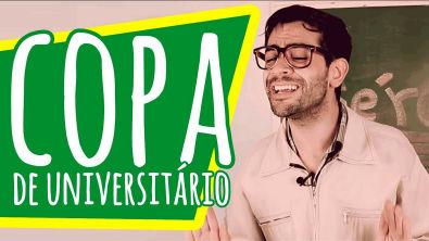 CLIMA DE COPA  -  UNIVERSIDADE CAPENGA
