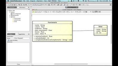 UML - Diagrama de Classe - Parte 2 - Associação