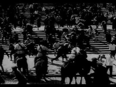 O Encouraçado Potemkin - Filme completo