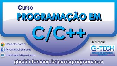 Curso Programação em C/C++ - Aula 1 - Apresentação do Code Blocks