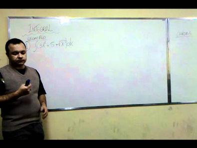 Cálculo - 3 - integrais - 1 - simples 01