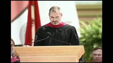 Steve Jobs discurso DUBLADO EM PORTUGUÊS - HD - Universidade Stanford - EUA