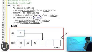 [ED]Aula 03 - Listas pt.1 - Definição - Programação Descomplicada