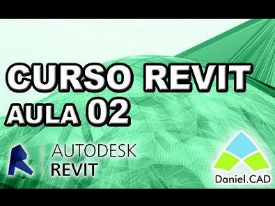 Aula 02 | Revit 2013 | Elevações (Elevação da Construção)