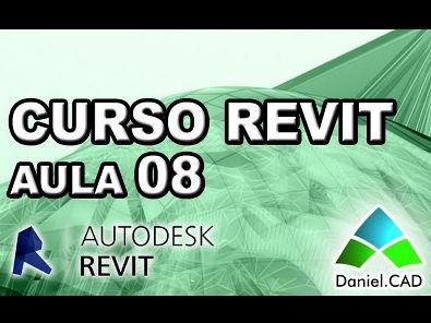 Aula 08 | Revit 2013 | Comando Telhado
