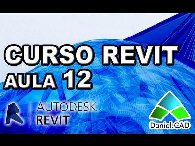 Aula 12 | Revit 2013 | Comando Forro