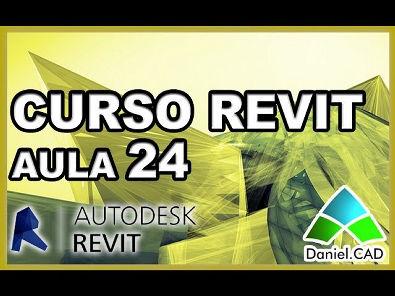 Aula 24 | Revit 2013 | Superfície Topográfica com Base em DWG