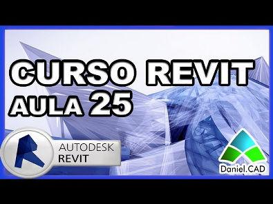 Aula 25 | Revit 2013 | Copiar Alinhado com Níveis e Shaft
