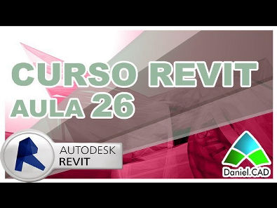 Aula 26 | Revit 2013 | Cotas Alinhadas (Internas e Externas)