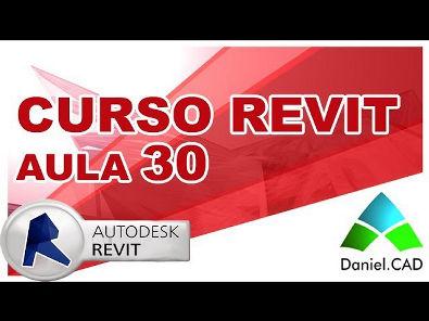 Aula 30 | Revit 2013 | Levantamento Material