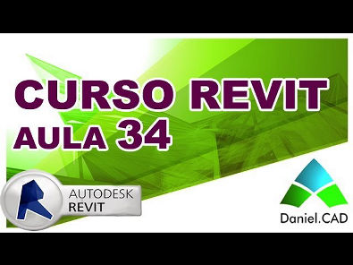 Aula 34 | Revit 2014 | Comando Moldura (Roda Teto e Roda Pé)