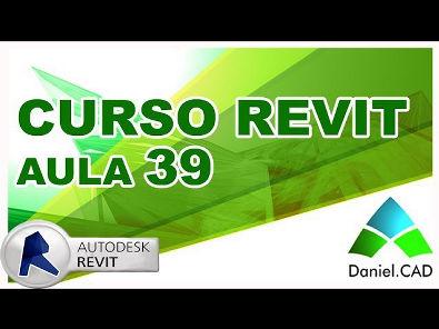 Aula 39 | Revit 2014 | Editando Paredes Curvas