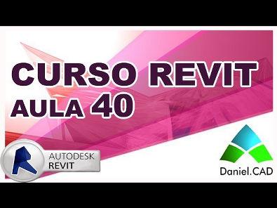 Aula 40 | Revit 2014 | Comando Texto do Modelo (Texto 3D)