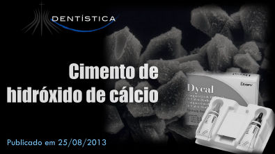 Aula 20 - Cimento de Hidróxido de Cálcio