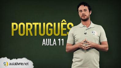 Português - Aula 11 - Pontuação