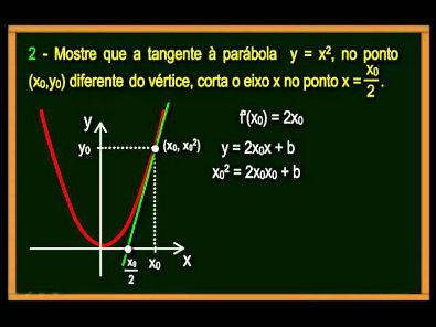 Curso de Cálculo Diferencial e Integral - Aula 02