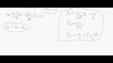Modelagem de Circuto RLC 2 passo a passo (Sistema de Controle)